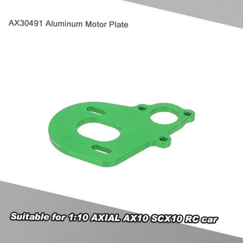 AX30491 Aluminum Motor Plate RC Accessories Parts for 1:10 AXIAL AX10 SCX10
