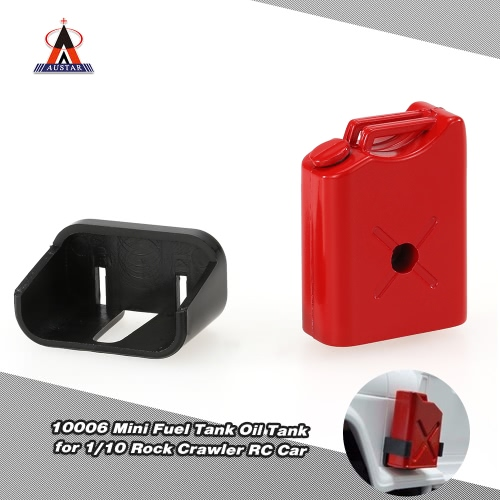Austar 10006 Mini Zbiornik paliwa Zbiornik oleju RC Akcesoria Tool for 1/10: Rock Crawler RC Car