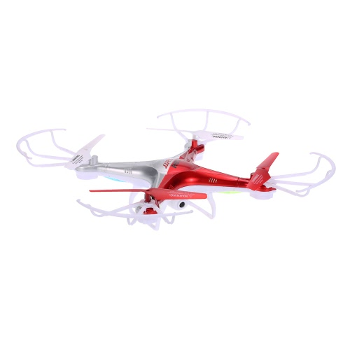 Original JJRC H97 2.4G 4CH 6-Axis Gyro RC Drone RTF Quadcopter with 0.3MP Camera 3D Flip One-key Return and Headless Mode