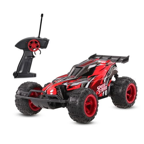 Original PXTOYS NO.S767 1-22 27MHz 2WD 20km-h Electric RTR Off-Road Buggy Speed Racing RC Car