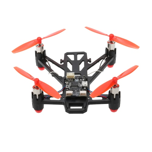 Q100 Super Mini 4-Axis Micro FPV Racing Quadcopter Frame Kit com Naze32 Flight Controller 4pcs 8520 Motor e 4pcs 65mm Propeller