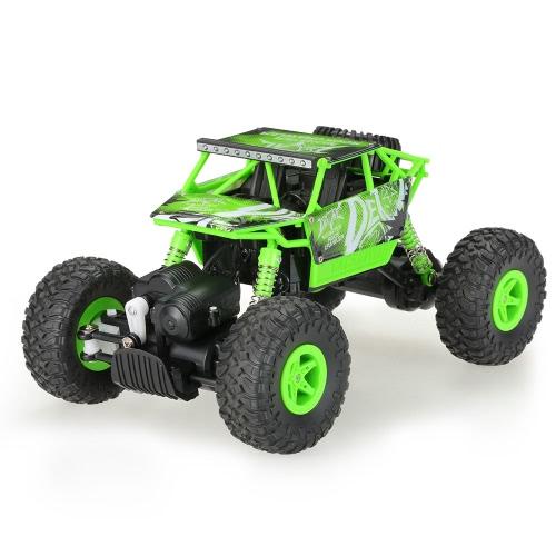 Original JJRC NO.Q22A 1/18 2.4GHz 4WD RTR Rock Crawler RC Car Upgraded Version