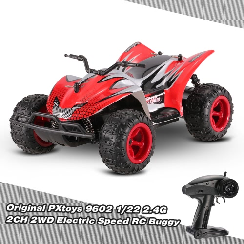 PXtoys 9602 1/22 2.4G 2CH 2WD Electric Speed Racing Buggy Car