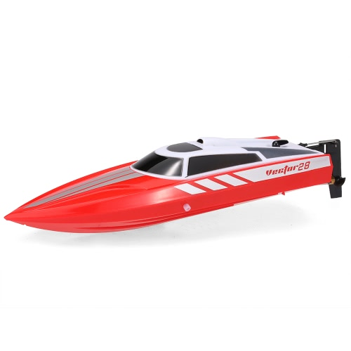 Volantex Vector28 795-1 2.4GHz 30km/h RC Racing Boat - Red