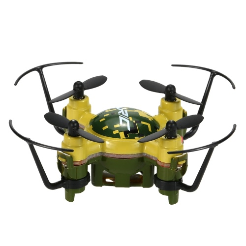 JJR / C H30 Mini 2.4G 4CH 6-осевой гироскоп Drone One Key Return Безголовый режим 3D-Flip RTF RC Quadcopter