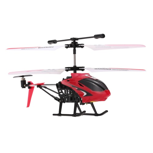MJ808 Sky Winner 3.5CH Télécommande infrarouge RC Helicopter avec Built-in Gyro Indoor Drone RTF