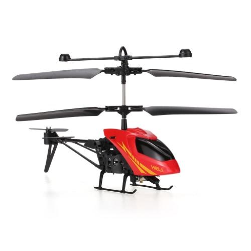 MJ901 2.5CH Mini infrarouge RC Helicopter Radio Télécommande Aéronef RC Drone Enfants Cadeaux Jouets pour bébés