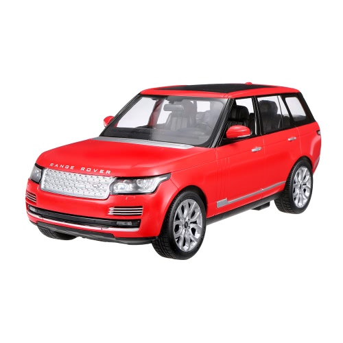 Original RASTAR 49700 1/14 Land Range Rover Sport 2013 Version Car Remote Control Car Toy Boys Gift