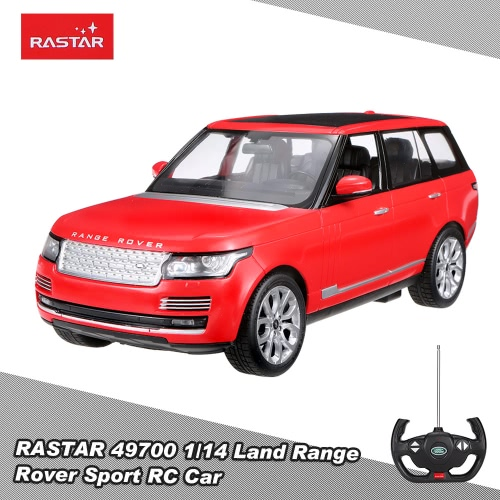 RASTAR 49700 1/14 Land Range Rover Sport 2013 Version Car Remote Control Car Toy Boys Gift