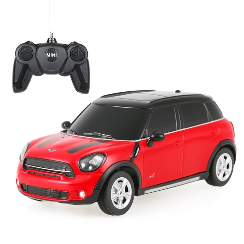 RASTAR 71700 1/24 Mini Cooper S Countryman SUV Sport Racing Modelo RTR RC Car