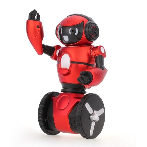 WLtoys original F1 2.4G multifunción Dos Ruedas Inteligente Equilibrio G-sensor del robot RC