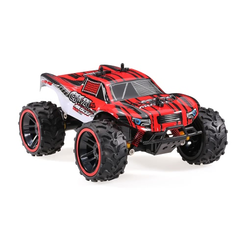RUI CHUANG QY1805A 1-16 2.4G 2CH 2WD Electric Off-road Buggy Short Course Pick-up Truck RC Car