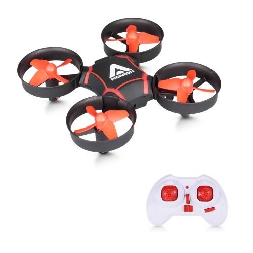 Attop A11 2.4G 4CH 6-осевой гироскоп Mini Drone UFO 360 ° Flip Безголовый режим Quadcopter Рождественский подарок для детей