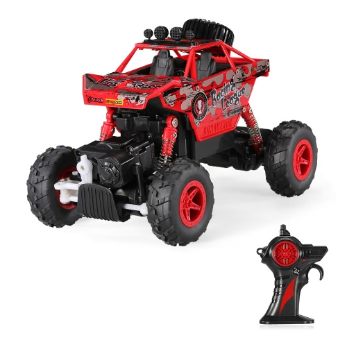 CREATIVE DOUBLE STAR 1150 20.01 2.4G 4WD RTR König wandte Climb Off-Road-Rock Crawler RC Car