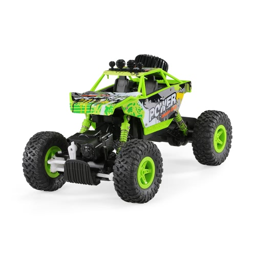 CREATIVE DOUBLE STAR 1139 1/18 2.4G 4WD RTR King Turned Climb Off-road Rock Crawler RC Car Image