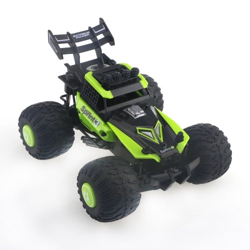 CRAZON 1/28 172802 Carro de Corrida RC 2.4GHz Off-Road Buggy Car RTR
