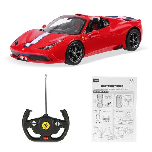 Rastar 73400 1/14 Ferrari 458 Speziell ein Drift RC Auto