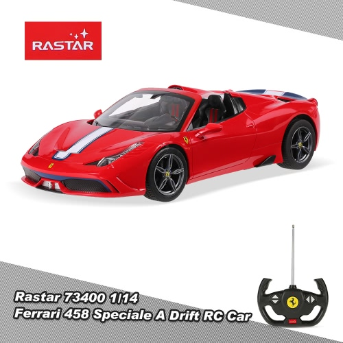 Rastar 73400 1/14 Ferrari 458 Speciale A Drift RC Car