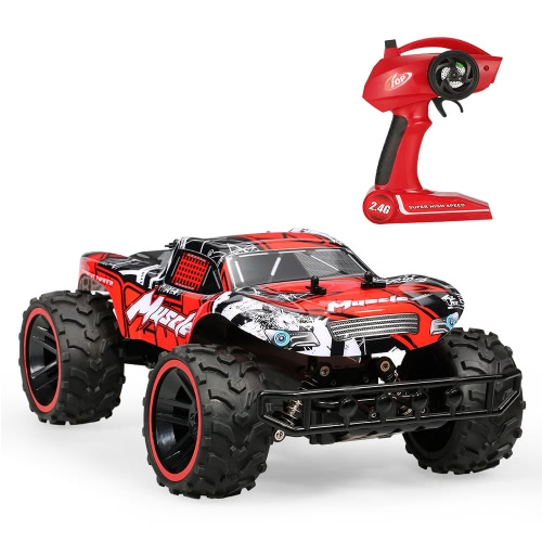 RUICHUANG QY1841A 1/12 2.4G 2CH 2WD Prędkość Electric Car Racing Buggy