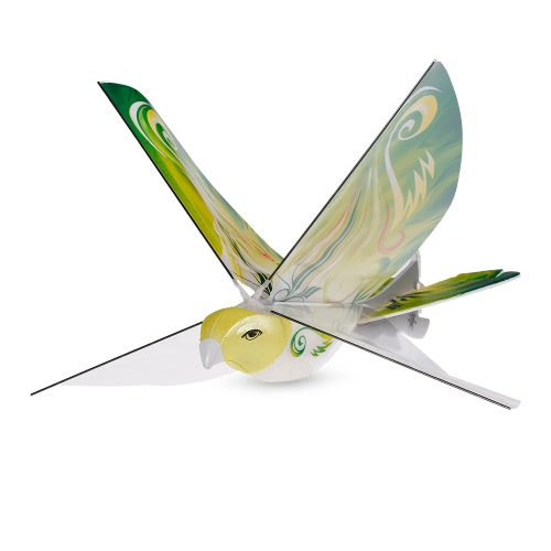 TECHBOY Remote Control Authentic E-Bird Pigeon Flying Bird фото
