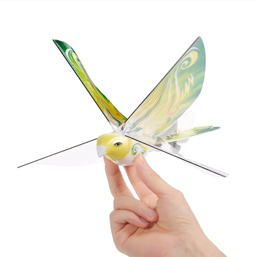 TECHBOY 98106+ 2.4GHz Remote Control Authentic E-Bird Parrot Flying Bird RC Toys