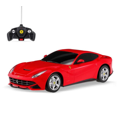 RASTAR 53500 R/C 1/18 Ferrari F12 Berlinetta Radio Remote Control Model Car