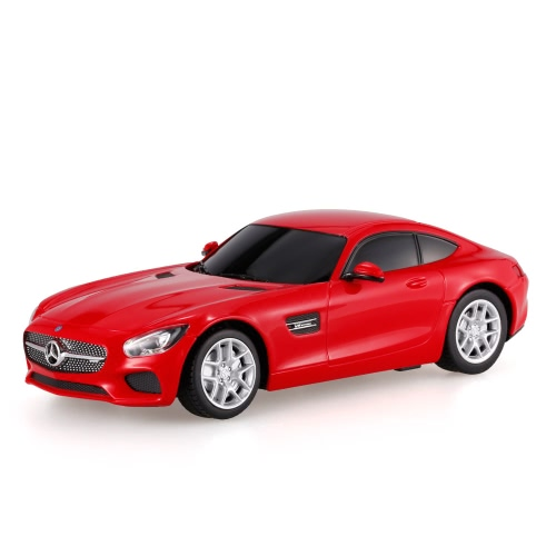 RASTAR 72100 R/C 1/24 Mercedes-Benz AMG GT Radio Remote Control Model Car