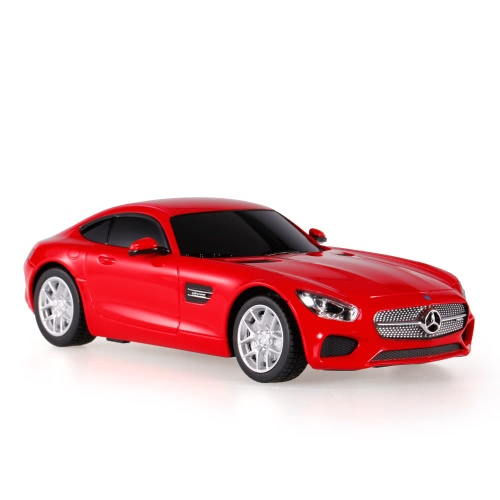 RASTAR 72100 R / C 1/24 Mercedes-Benz AMG GT radiotelefon do zdalnego sterowania modelem samochodu