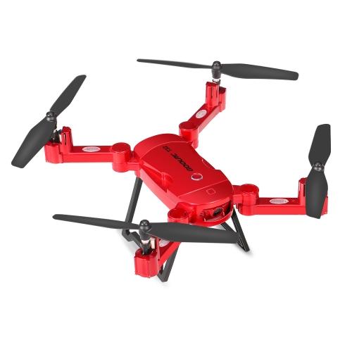 GoolRC T32 Wifi FPV 720P HD 2.4G 4CH a sei assi giroscopio pieghevole RC Quadcopter Altezza Hold G-Sensore Selfie Drone RTF