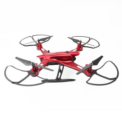 FQ777 FQ02W 0.5-мегапиксельная камера Wifi FPV Складная форма робота-трансформирования 2.4G 4CH 6-осевой гироскоп G-Senseor Selfie Drone RTF Quadcopter