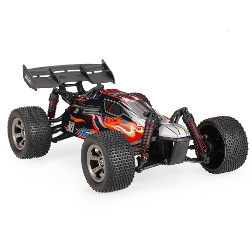 XINLEHONG TOYS 9117 2.4GHz 2WD 1/12 28km / h Электрический RTR High Speed ​​Buggy RC Car