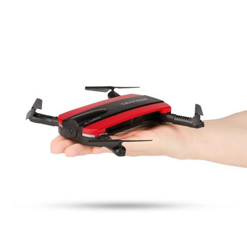 JXD 523 Wifi FPV 0.3MP камера Высота Hold Складная мини-Selfie RC Drone Quadcopter