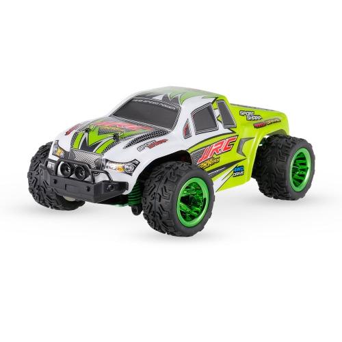 Ursprüngliches JJR / C Q35 2.4GHz 4WD 1/26 elektrisches RTR Hochgeschwindigkeits-Monster-LKW RC Auto