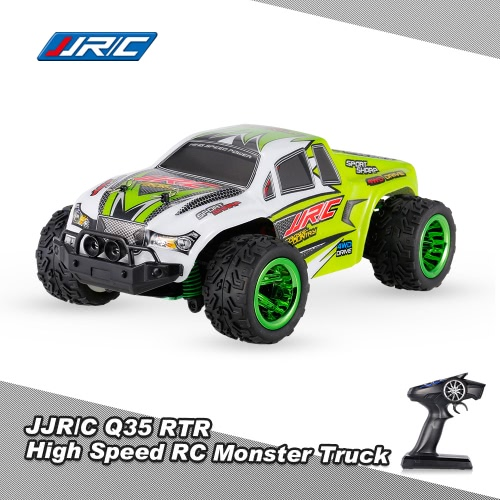 JJRC(JJR/C)Q35 2.4GHz 4WD 1/26 Electric RTR High Speed Monster Truck RC Car
