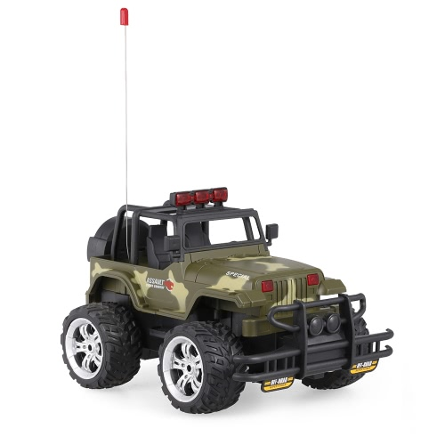 HUINA TOYS 1359-2 Snow Leopard 1/20 Remote Control Off-road Cross-country Car Buggy with Light