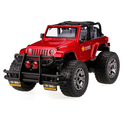 HUI NA TOYS 1339-9 2.4G Aluminium Alloy 1/12 Programmable Music Off-Road RC Buggy Car G-Sensor Metal Truck