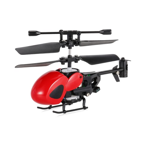 QS QS5012 2CH Micro hélicoptère infrarouge RC Drone Aircraft
