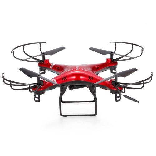 X6SW 480P Appareil photo Wifi FPV RC Drone 2.4G 4CH 6 axes Gyro Drone RTF Quadcopter