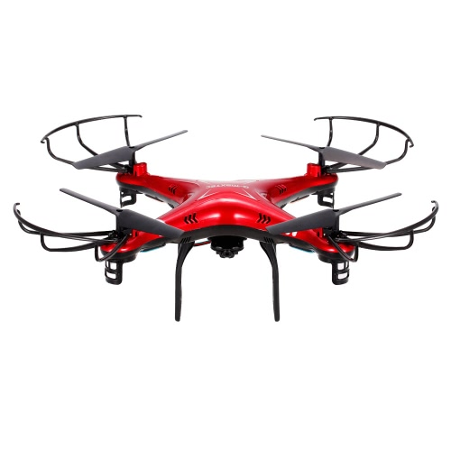 X6SW 480P fotocamera Wifi FPV RC Drone 2.4G 4CH 6-assi Giro giroscopio RTF Quadcopter