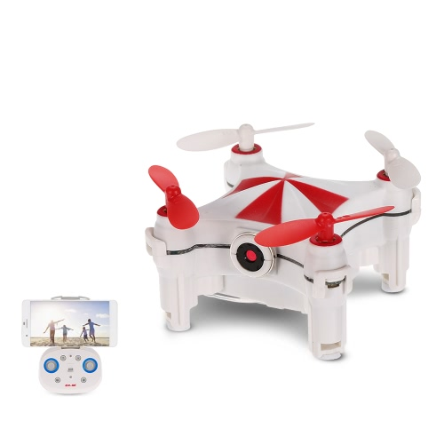 Cheerson CX-OF Mini DronesオプティカルフローポジショニングWifi FPV RC Quadcopter  -  RTF