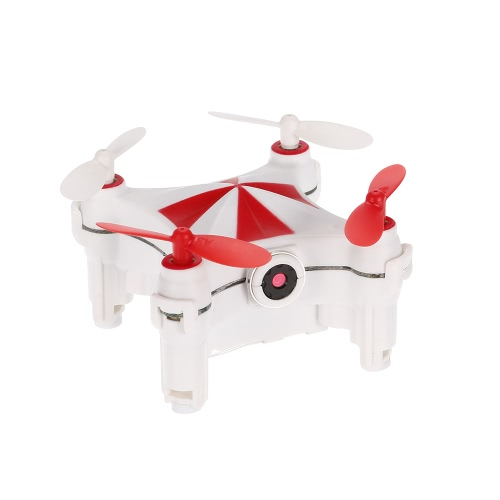 Cheerson CX-OF 2.4G 4CH Optical Flow 0.3MP Câmera Wifi FPV Quadcopter Mini Drone Selfie Height Hold Quadcopter RTF