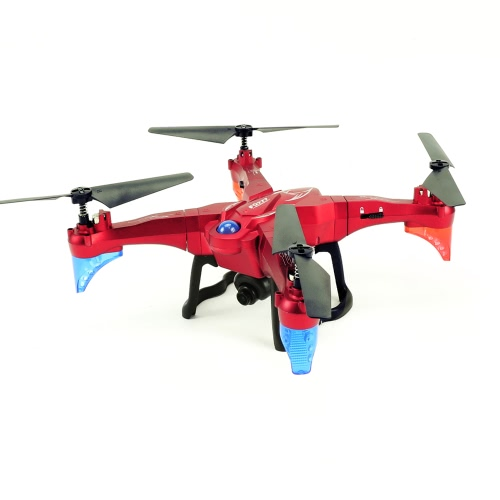 Original FQ777 FQ20W 2.4G Wifi FPV 2.0MP Caméra détachable Altitude Hold RC Quadcopter
