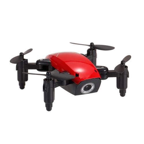 Original S9W 2.4G 4CH 0.3MP Camera WIFI FPV Mini Drone Altitude Hold Flight Planning Foldable RC Quadcopter