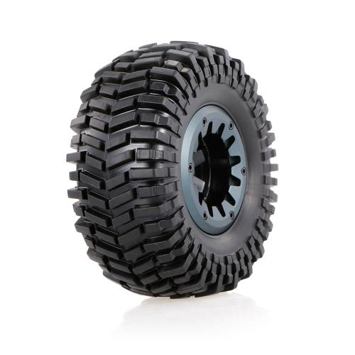 Rimorchio e pneumatico della ruota del cingolo di roccia di 128cm di 2pcs 1.7 pollici