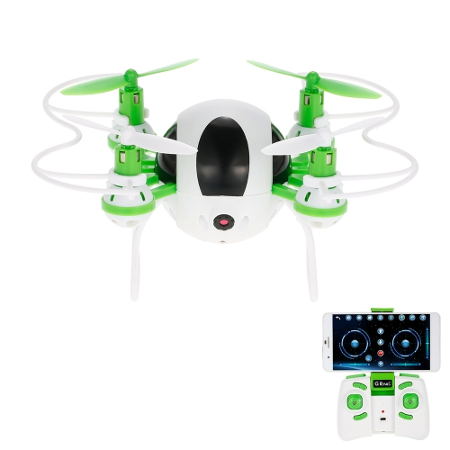 Original GTeng T902W Wi-Fi FPV 0.3MP Camera Selfie Drone Altitude Hold G-Sensor Flight Path RTF RC Quadcopter