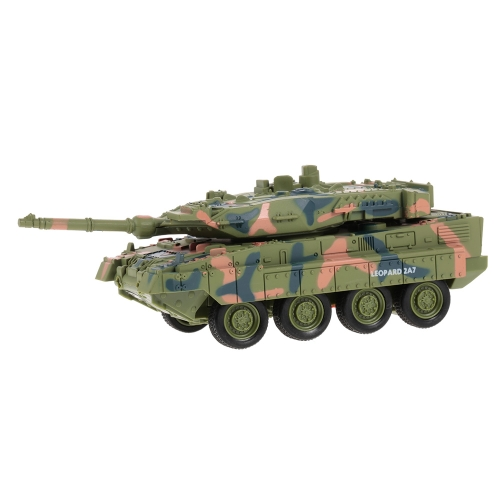 Create Toys 8020 LEOPARD 2A7 Radio Control Main Battle Tank for Kids