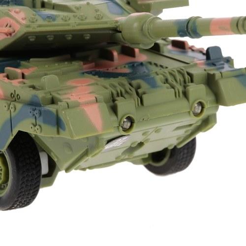 Создать игрушки 8020 LEOPARD 2A7 Радиоуправление Главный боевой танк для детей