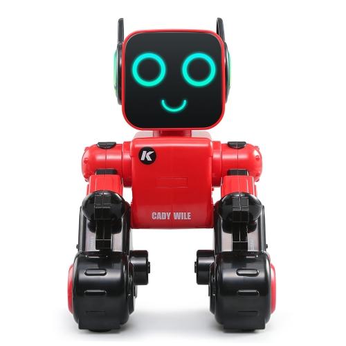 JJR / C R4 CADY WILE 2.4G Inteligentny pilot Robot Doradca RC Toy Coin Bank Prezent dla dzieci