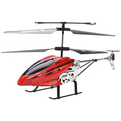 Flytec TY911T 3.5CH Metal RC Helicopter with Gyroscope for Kids Toys Children Gift