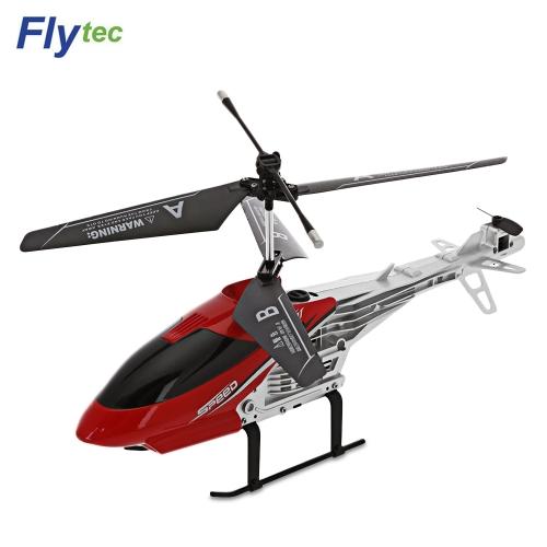 Flytec TY909T 2CH RC Hubschrauber mit Gyroskop für Kinder Spielzeug Kinder Geschenk
